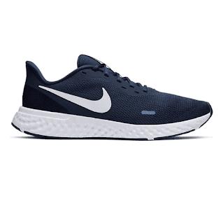Kohl's $36, Nike Men's Revolution 5 Running Shoes (W widths)