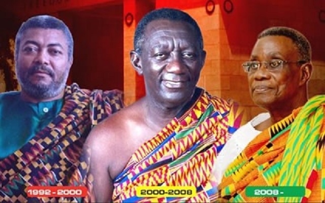 Dr. Nduom vows to probe JJ, Kufuor, Mills gov'ts