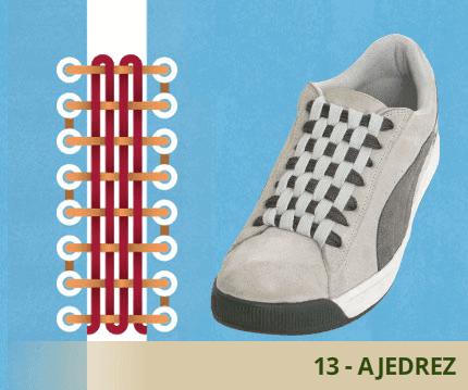 15 Atarse Cordones Formas De Los Cibermitaños Creativas 8SFqwO