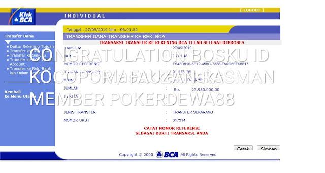 Binggung Ingin Bermain Di Situs Poker Online Yang Jackpot Nya Sering Turun.....