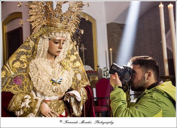 La Candelaria de Jerez solicita su anual Rosario de la Aurora