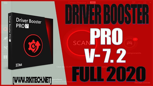 Iobit Driver Booster 7.2