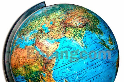 69 istilah bidang geografi