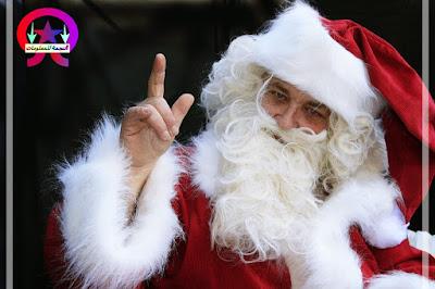 سانتا كلوز بابا نويل