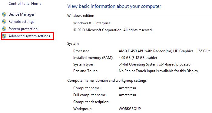 Menambahkan RAM Virtual Memory di Windows 8 2