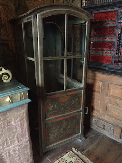 Snowshill sedan chair