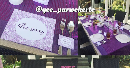 Party Planner Purwokerto