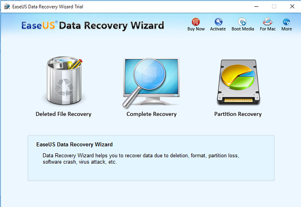 Download Easus Data Recovery Wizard Pro 7.0 full version