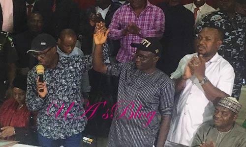 JUST IN: Ekiti 2018: Fayose's deputy, Olusola, emerges PDP candidate