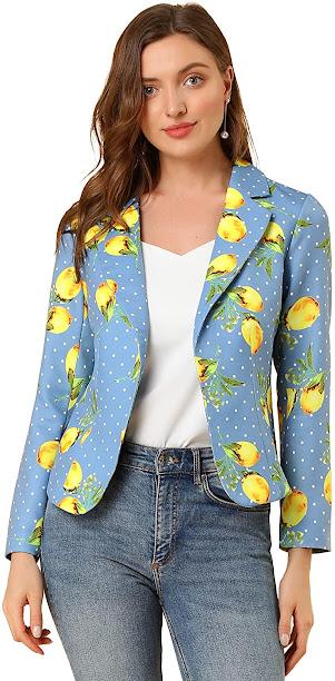 Gorgeous Summer Blazers Jackets for Women