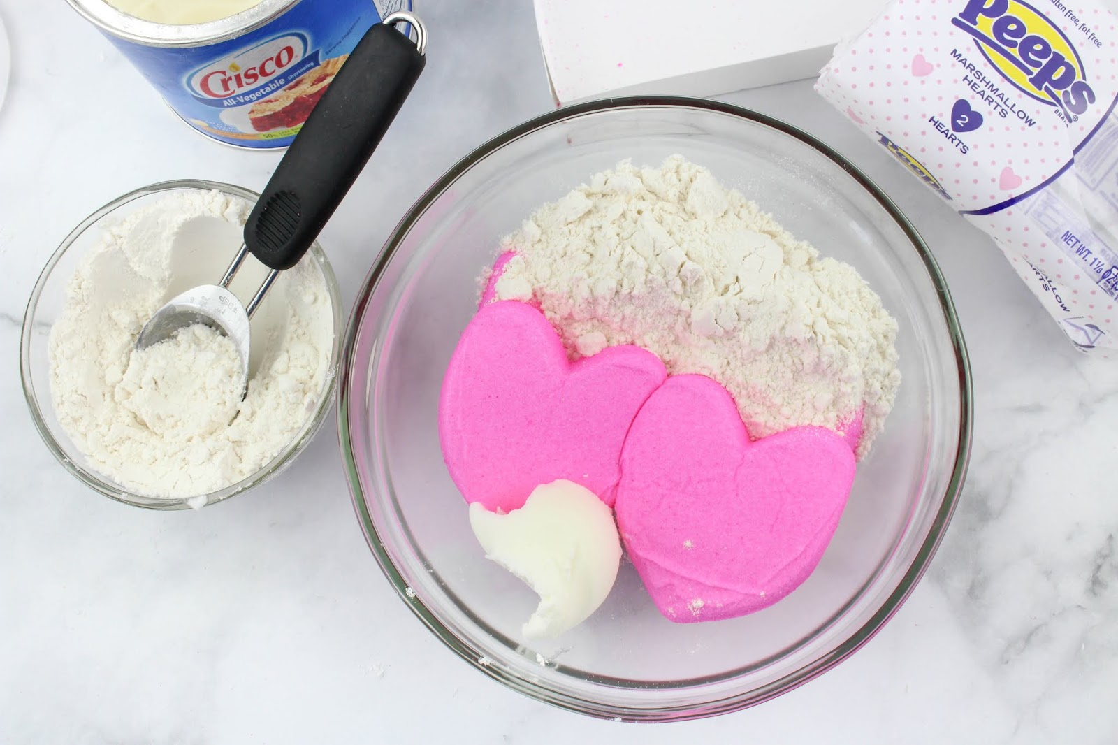 peeps playdough recipe