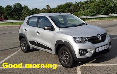Good Morning Images - Renault Kwid Car images