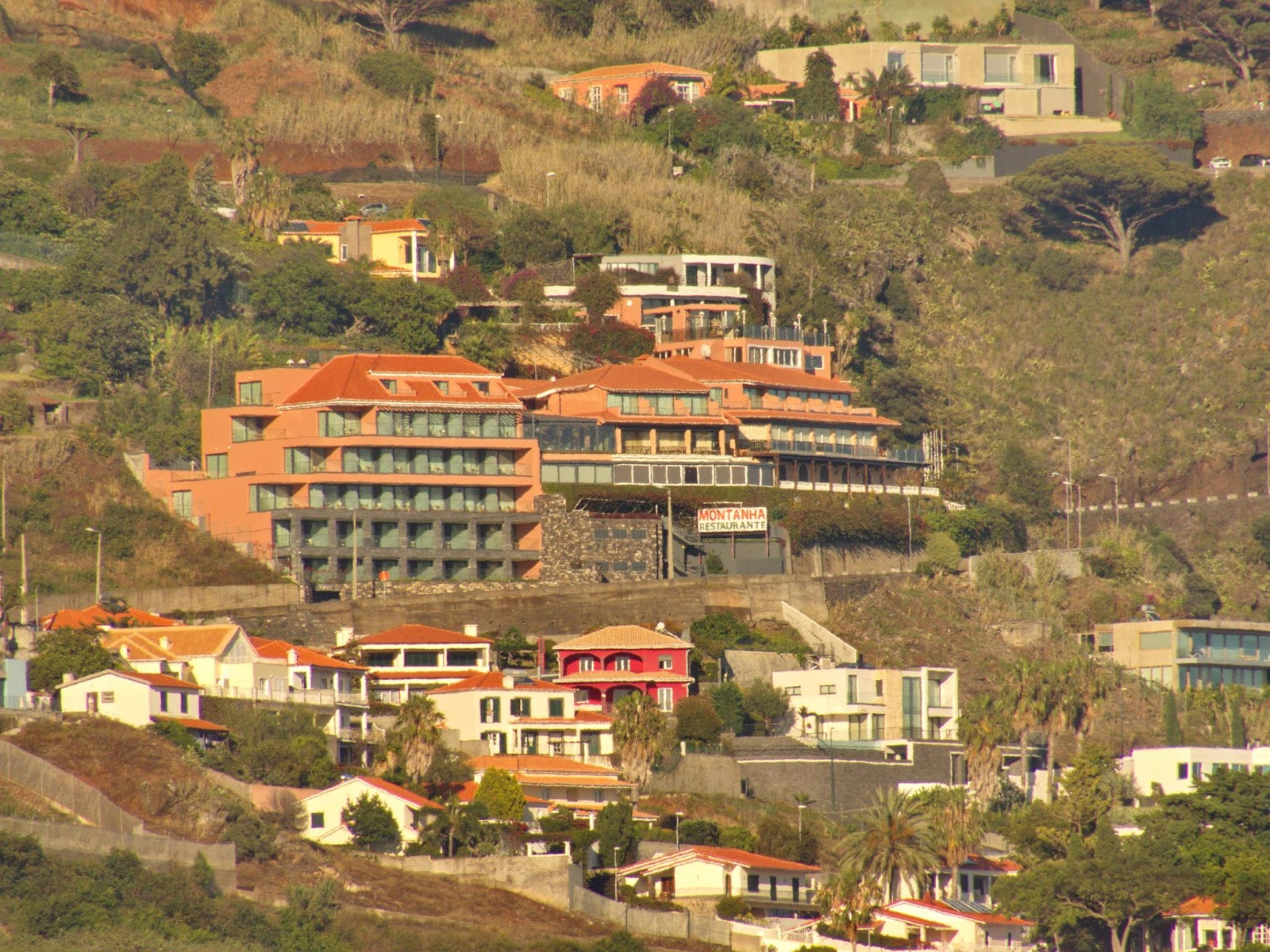 hotel na montanha
