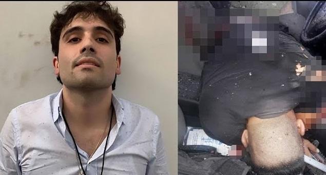 Η στιγμή της δολοφoνίας με δεκάδες σφαίρες αστυνομικού που συνέλαβε τον γιο του Ελ Τσάπο