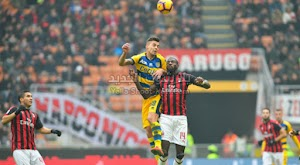 ساسولو يفرض التعادل الاجابي على ميلان في السان سيرو من الدوري الايطالي