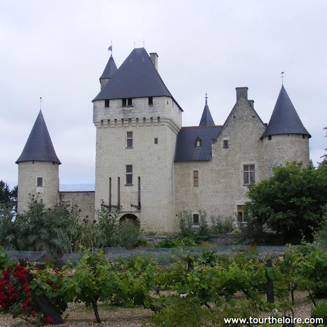 Chateau de Rivau, Indre et Loire, France. Photo by Loire Valley Time Travel.