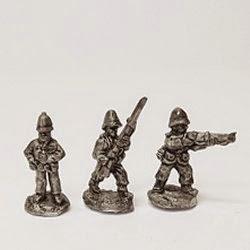 ZC1 Infantry, pith helmet.