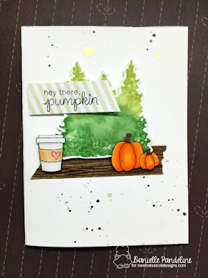 PSL | Newtons Nook Designs | Card Created by Danielle Pandeline