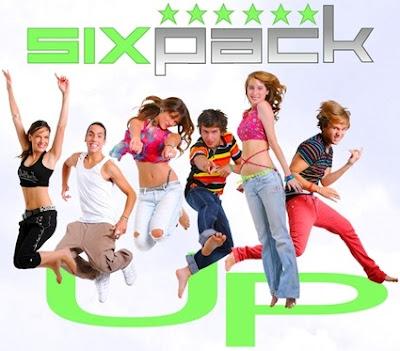 Foto de Six Pack en portada de disco