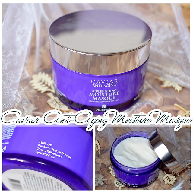 Alterna Caviar Anti-Age Moisture Masque