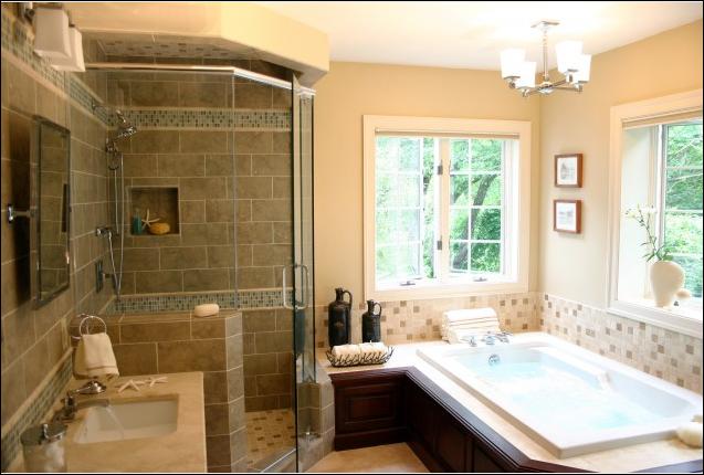 Traditional Bathroom Design Ideas - Home Decorating Ideas