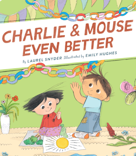 Cover image: Charlie and Mouse Even Better