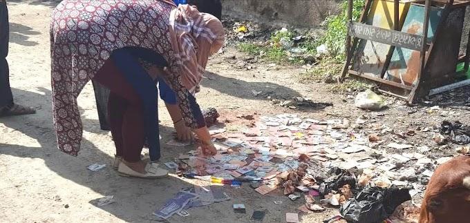 ગુજરાતમાં આ જગ્યાએ મળ્યા ચુંટણી કાર્ડનો મોટો જથ્થો કચરા પેટીમાં, જાણો પુરી હકીકત
