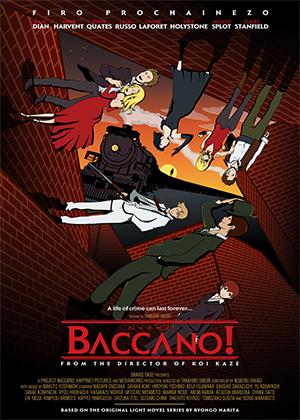 Baccano! [13/13] [HD] [MEGA]
