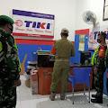 Petugas Gabungan Laksanakan Patroli dan Tegakan PPKM di Wilayah Purbalingga
