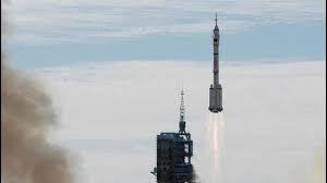spacecraft Shenzhou-12