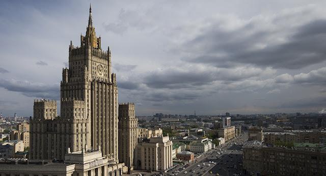 روسيا ترد بالمثل على طرد دبلوماسيين اثنين من ألمانيا