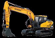 Hyundai Excavators HX180L