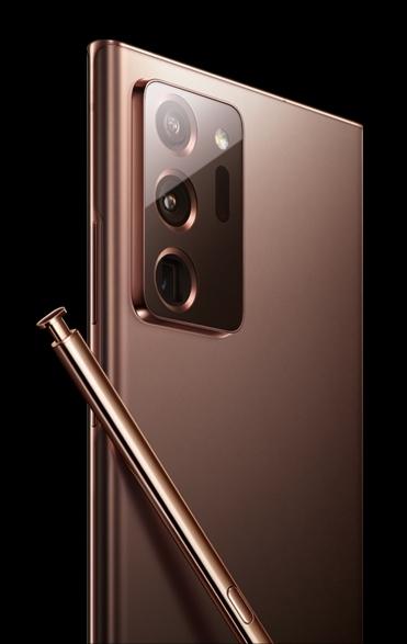 سامسونج روسيا تكشف عن Galaxy Note 20 Ultra بالخطأ !