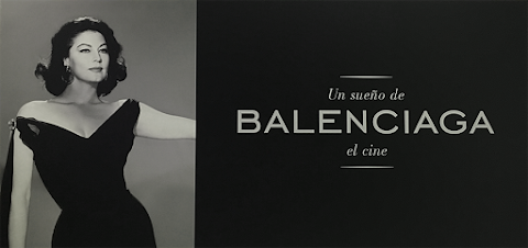 EXHIBITON | Fashion in films. Balenciaga's legacy in cinema