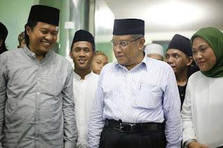 KH Yusuf Chudlori: Yang Dibubarkan adalah Gerakan Politik yang Berkedok Pengajian