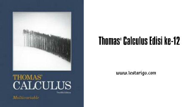 download ebook thomas calculus edisi ke-12
