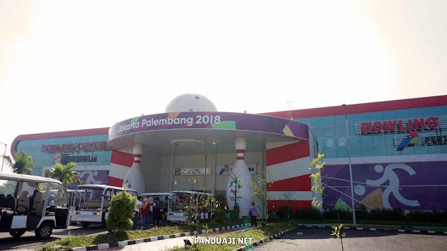 Gedung Jakabaring Bowling Center