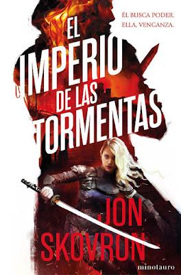 OFF TOPIC : LIBRO - El Imperio de las Tormentas  Jonathan Skovron (Minotauro 17 Enero 2017)  NOVELA FANTASIA EPICA  Comprar en Amazon España