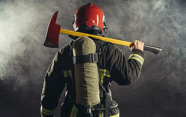 Incêndio em residência mobiliza Corpo de Bombeiros na Vila Santa Isabel, em Tupi Paulista