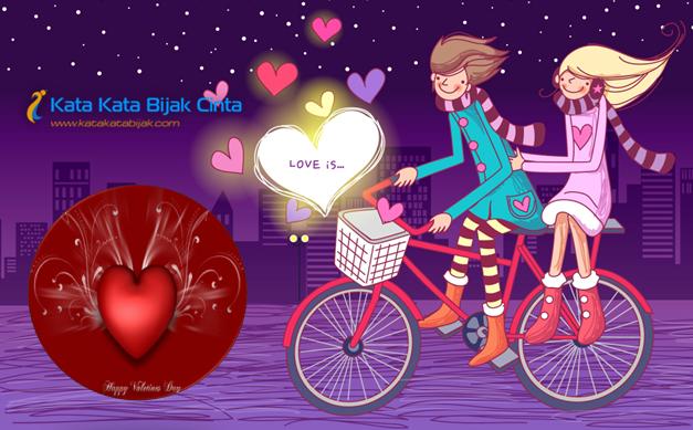 Kata Kata Bijak Cinta Mutiara Hari Valentine