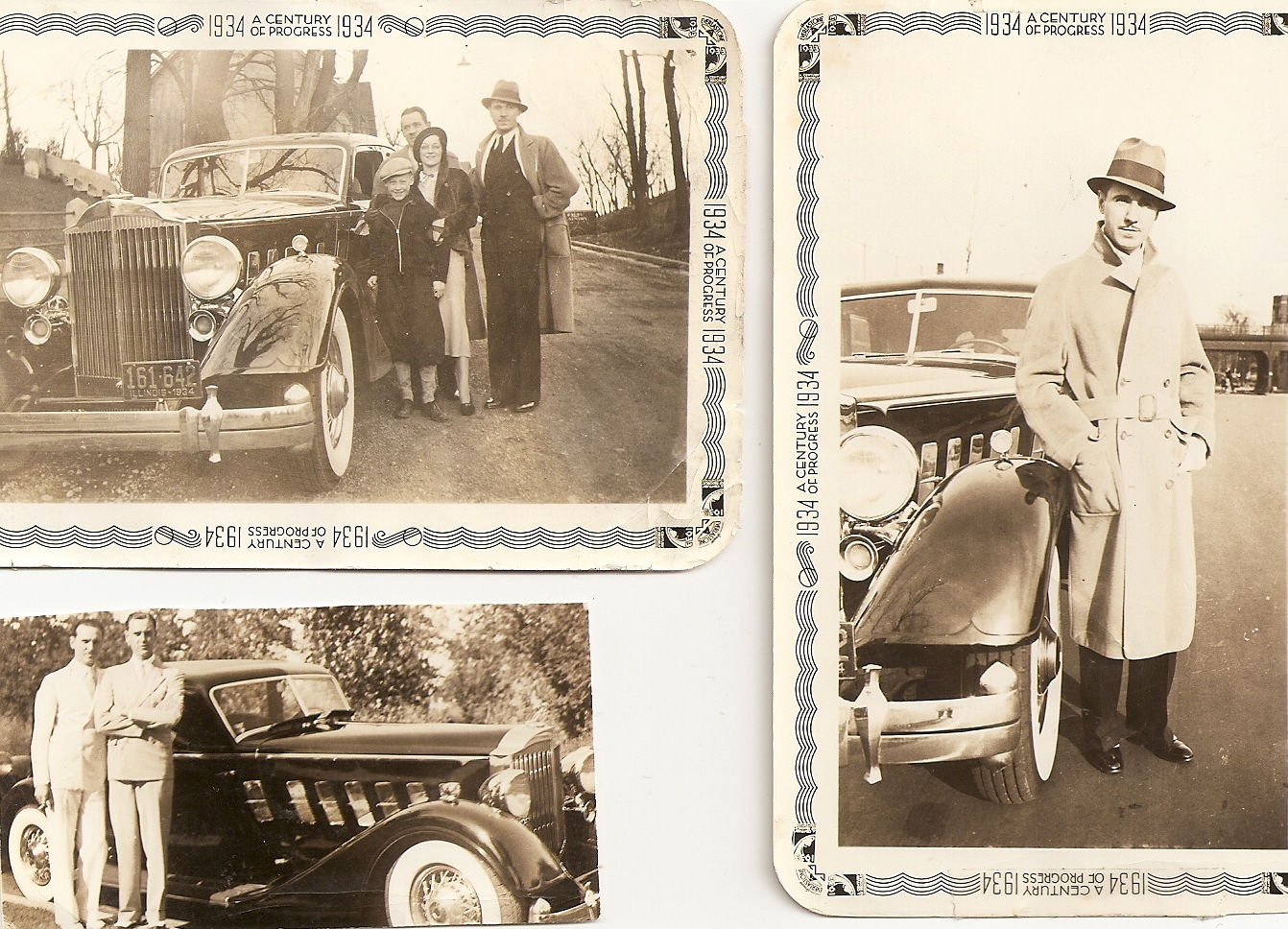 THE MAYBELLINE STORY : On the hunt for TL Williams 1934 Packard ...