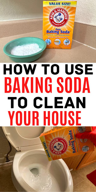 5 Genius Baking Soda Cleaning Hacks You Never Knew About