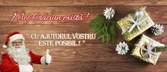Când imposibilul devine posibil: Moș Crăciun există!-MTB Roman