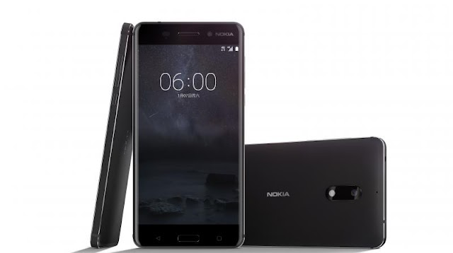 New Launch: Nokia 6 Register Now The Next Sale Starts on 23rd Aug