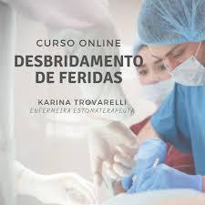 Curso Online Enfermagem em Desbridamento de Feridas