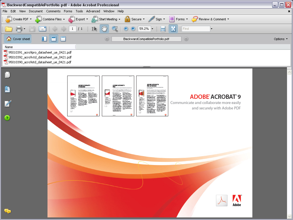 acrobat reader 9 free download for windows 7 full version