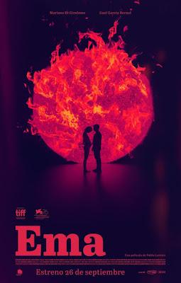 Ema [2019] [DVD R2] [Latino]