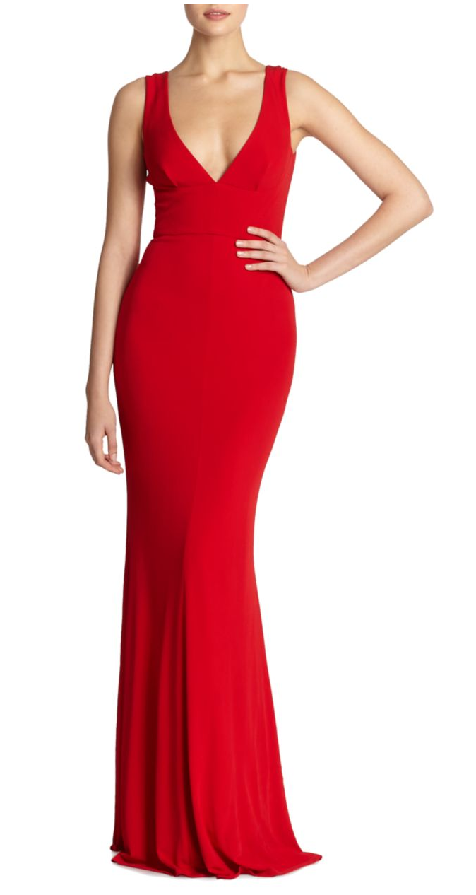 6 Affordable Red Gowns To Channel Selena Gomez\'s Elegant AMA Style ...