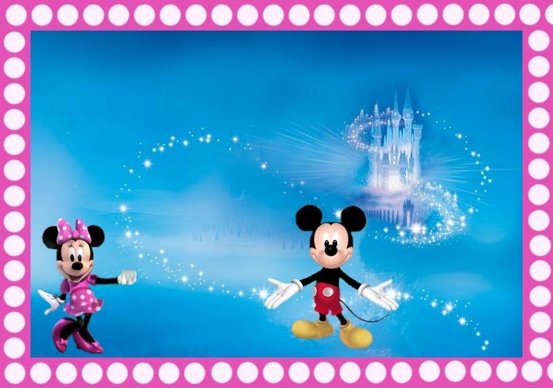 Imagens Mickey E Minnie