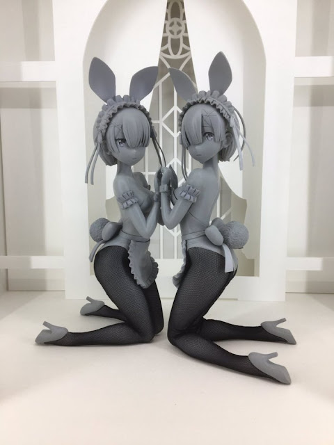 Rem y Ram Bunny Stile 1/4